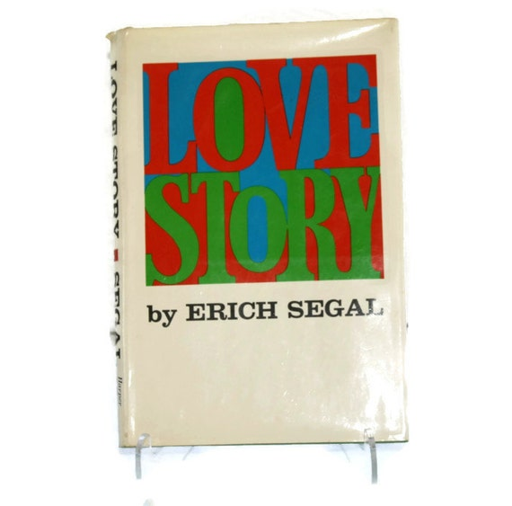 Love Story First Edition Hardback By Erich Segal 1970 Etsy