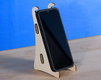 HORST the mobile phone stand for portrait and landscape view