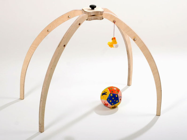 Play bow QUATRO four legs activity center a great gift for image 0