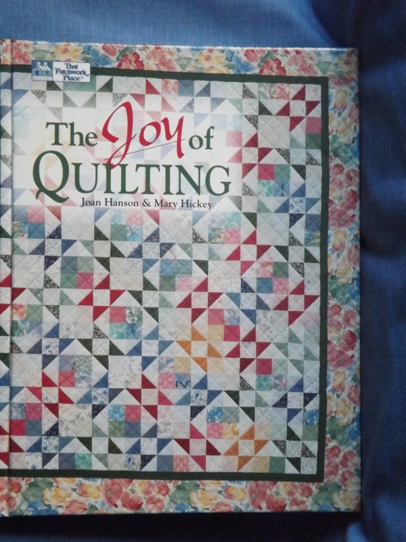 McCloskey 1993 Nephew Martin Quick /& Easy Quiltmaking That Patchwork Place Hickey 26 Projects Like New Fast Cutting Piecing Methods