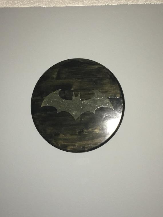Small Batman Sign Etsy