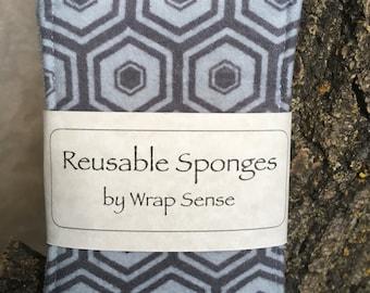 Reusable sponge, unsponge, reusable, ecofriendly sponge, kitchen sponge, washable sponge, natural cleaning,