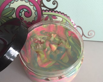 Unicorn Drool Whipped Body Frosting  //  Body Butter  //  Moisturizer