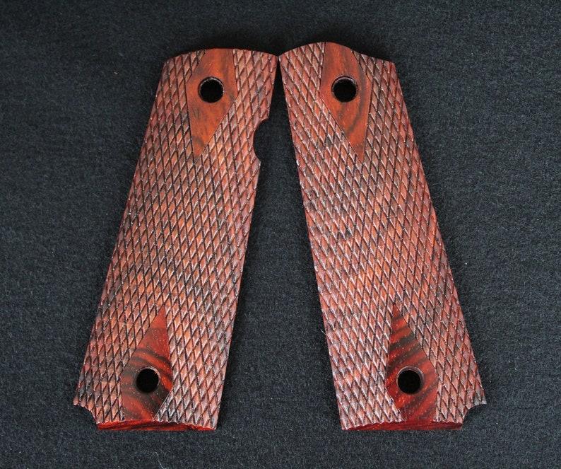 Custom Full Sized 1911 Grips