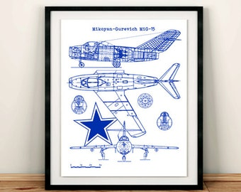 B 24 liberator blueprint aircraft art consolidated b 24 mig 15 blue print instant download mig 15 aircraft blueprint soviet military soviet wall art aviation art 8x10 11x14 malvernweather Gallery