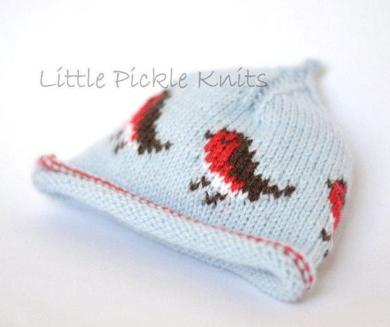 Christmas Knitting Patterns For Babies.Christmas Baby Knitting Patterns Christmas Knits Robins Pixie Beanie Newborn To 5 Years