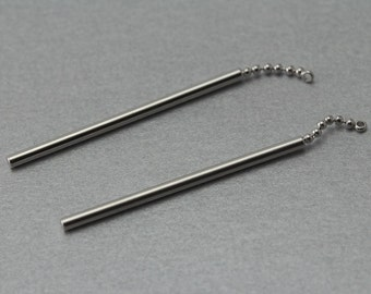Clover Brass Pendant 10 Pieces  C9110S-010 Polished Original Rhodium Plated