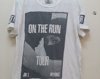 ba6bb70a6 JAyZ Featuring BeyonCE - On The Run Tour. Free Shipping!!!