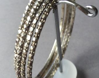 Vintage Silver Bangles