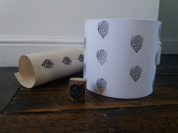Print your own lampshade workshop