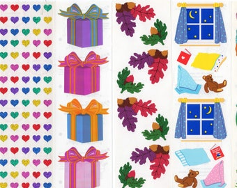 BALLOONS Up to 20/% OFF!!! Mrs Grossman/'s Sticker REFLECTIONS