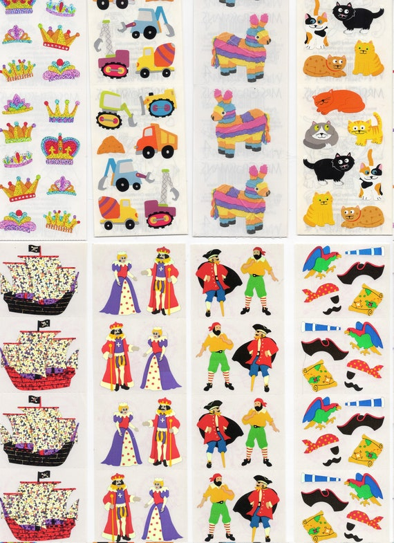 Mrs Grossman/'s Sticker Up to 20/% OFF SEE MY LISTING DAY AT THE BEACH