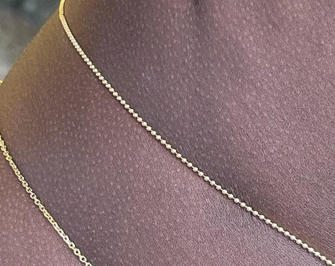 14k Gold Bead Waist Chain / 14k Gold Belly Chain / Waist bead / Waisted Gems / Gold Filled Waist Chain