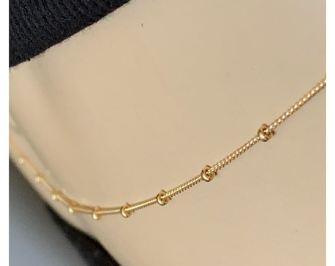 14k Gold Station Waist Chain,14k Gold Belly Chain, Plus Size Waist Chain, Waisted Gems,Body Chain,Christmas, Minimal Waist Chain