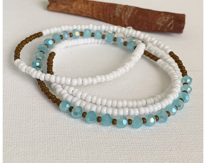 White waist beads, belly chain, African waist beads, Gifts for her, valentines day gift for her, Whiten Waist Beads