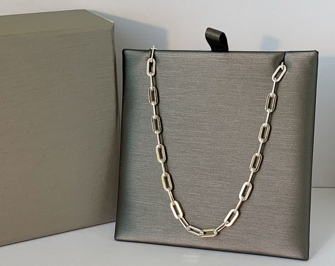 Sterling Silver Box Chain Bracelets, Anchor Chain, Layering Chain, Milano link Chain, Link Chain,Silver Link Chain, Gifts for her