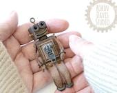 Tiny Retro Robot, Minibot...