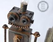 Robot Sculpture, Robotics...