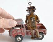Miniature robot, Retro Ro...