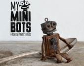 Minibot Robot, Miniature ...