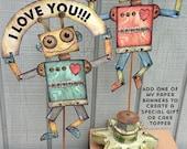 Paper Robots, Robot downl...