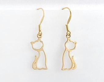 Sophisticat earrings - Nickel-free and lead-free