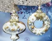 Christmas gingerbread cookies earrings,Food earrings, Festive earrings,  Winter earrings , Food earrings, Christmas jewellery,Christmas gift