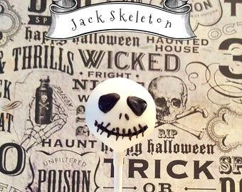Jack Skeleton cake pops. Jack cake pop. Nightmare before christmas. Halloween cake pop. Halloween treat. Halloween goodies. Halloween party.