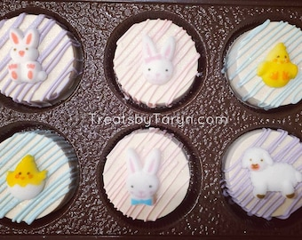 Easter Chocolate covered Oreo gift set. Easter oreos. Easter oreos. Easter oreos. easter treats. Easter treats. candy