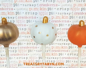 Pumpkin cake pops. Pumpkin cake pop. Pumpkin cake pops. Halloween cake pops. Halloween treats. Halloween goodies. Little pumpkin cake pops