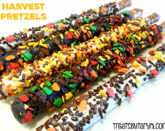 HARVEST Mix chocolate covered pretzels