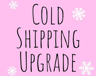 Cold shipping add-on
