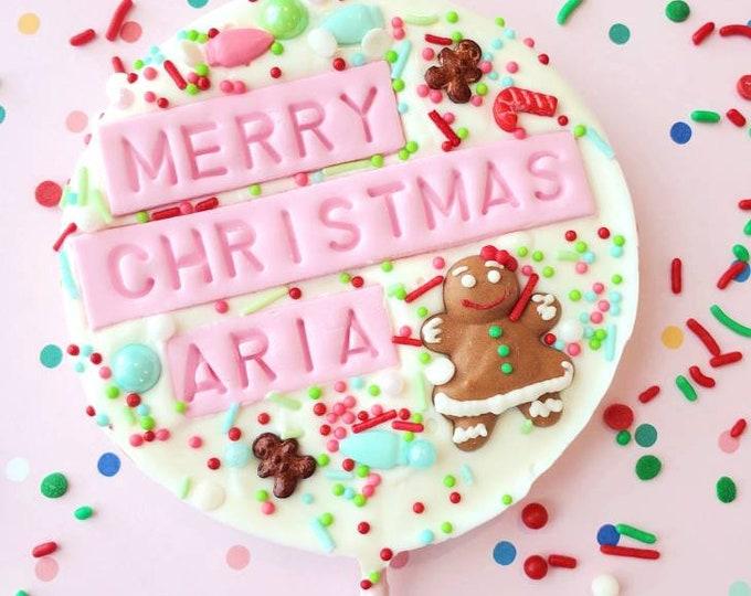Christmas personalized chocolate lollipop. Christmas lollipop. Christ treats. Christmas stocking stuffers. custom Christmas lollipops.