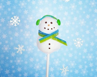 Snowman cake pops. Stocking treats. Christmas treats. Christmas cake pop. Christmas party decor. Tree pop. Snow globe. Gingerbread