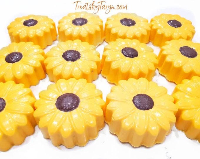 Chocolate Covered oreos. Sunflower oreos. pretzels. baby spritz oreos. Sunflower treats. Sunflower pretzels. Sunflower treat