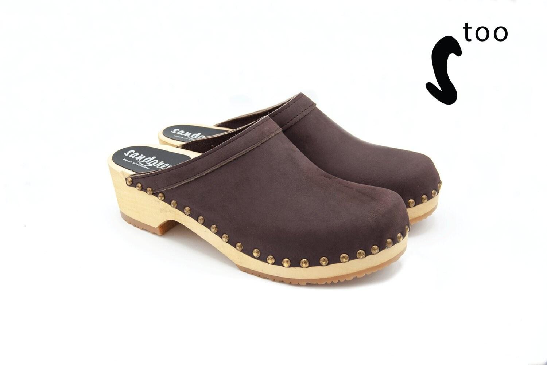 03b39498f4c47 Swedish Clogs /Leather Shoes/ Clogs/ Leather Clogs / women shoes / Classic  Clogs / Mules / Clogs for Women/ Designer shoes/ Athens/ Size 38