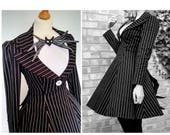 Jack Skellington Costume Nightmare Before Christmas Cosplay - Custom Made  Steampunk Costume Dress, Jacket, Bow Tie -   Disney Bound