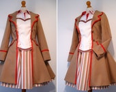 Doctor Who Femme Cosplay based On The Fifth Dr Peter Davison 5th Doctor -Hand To Order- Please message me for details.