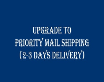 PrairieWoodSprite Priority Mail Shipping Upgrade Expedited Shipment