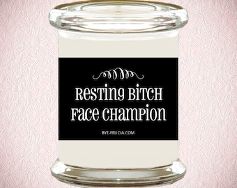 Resting Bitch Face | Bitch Face | RBF | Best Friend Gifts | Gift For Bestie | Gift For Best Friend | Best Friend Birthday (30)