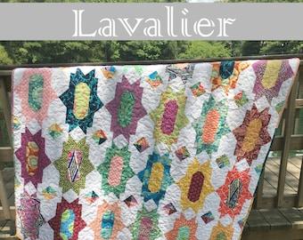 Lavalier Quilt Pattern