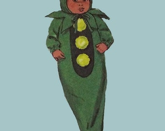 0e7cb24d7 Pea pod costume