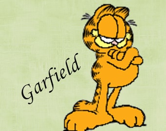 Garfield Costume