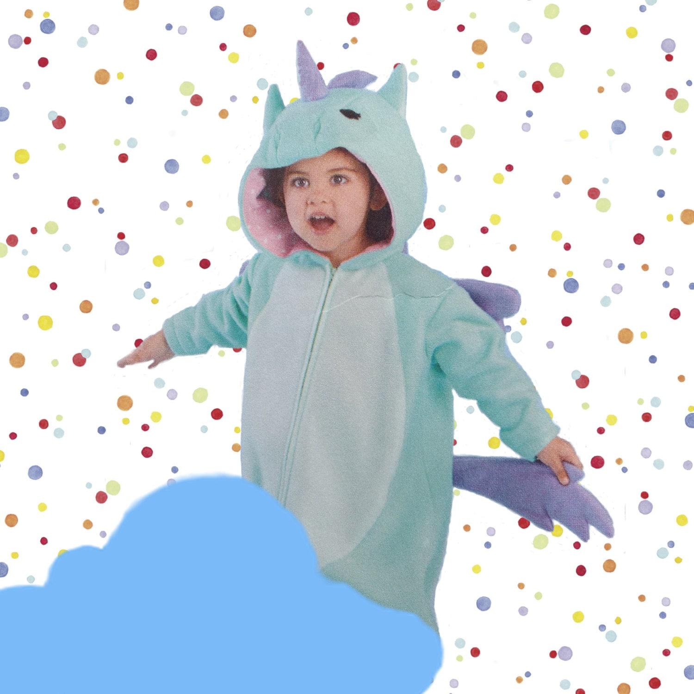 80645e86ae1ff Costume de licorne Pégase pour bébé enfant enfant en bas âge