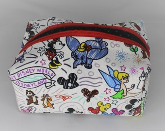 Disney Dooney Inspired Pouch