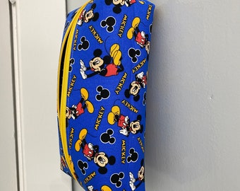 The Ashley Blue Mickey Mouse Case