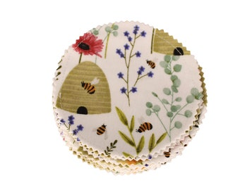 Reusable Cotton Rounds Beehive