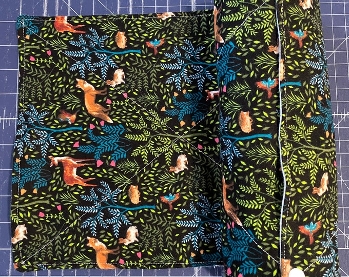 Reusable Unpaper Towel Forest Animals