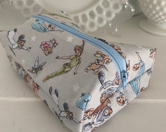 Peter Pan  Cosmetic Case