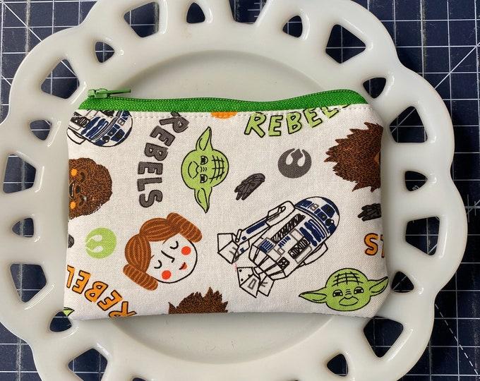 Disney Star Wars Rebel Coin Purse